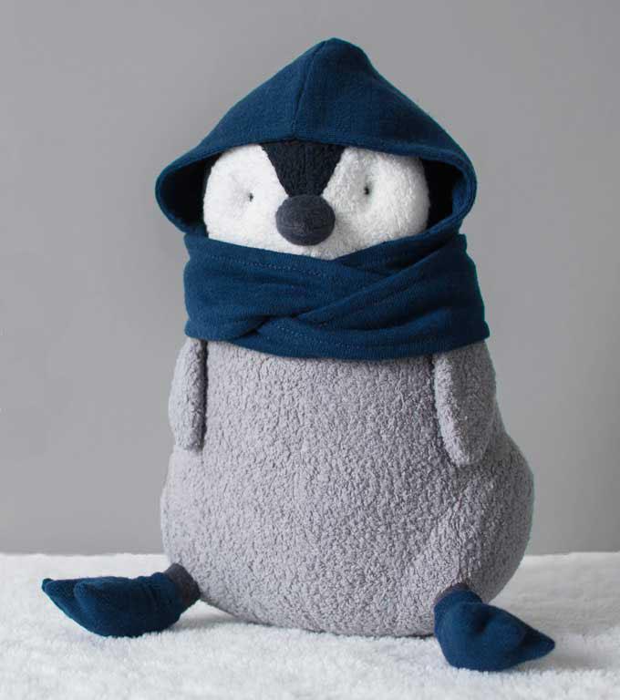 Fuffmonger-Penguin
